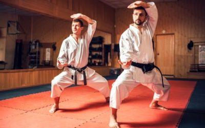 Jaką matę wybrać do karate, taekwondo czy kickboxingu